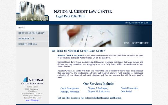 National Credit Law Center