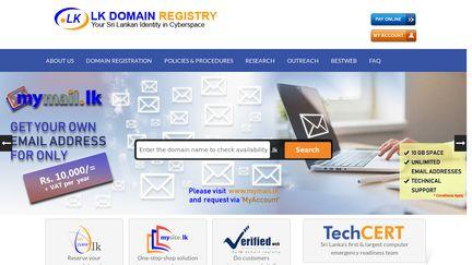 LK Domain Registry