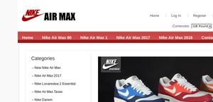 NikeAirMaxShopping.co.uk
