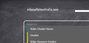Nikeoutletaustralia.com