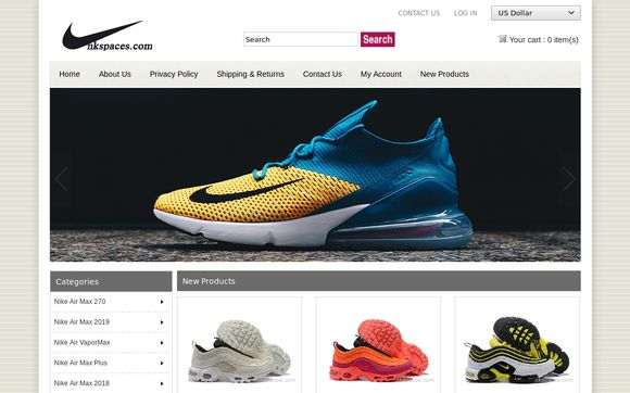 NikeSpaces.net