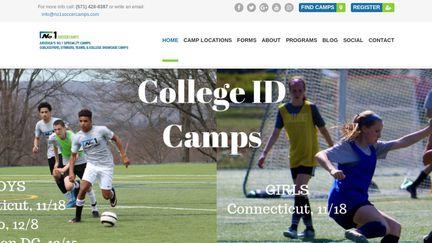 No1 Soccer Camps