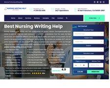 Nursing Writing Help