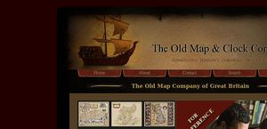 Old Maps Of The UK, Europe And The World From The Old Map Company Of Great Britain
