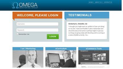 Omegamentoringgroup.net