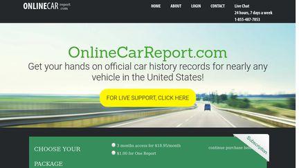 OnlineCarReport.com