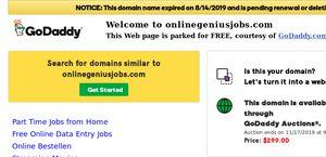 Onlinegeniusjobs