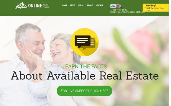 OnlineHouseReport