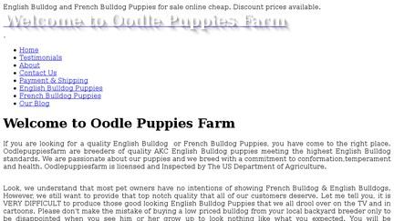 OodlePuppiesFarm