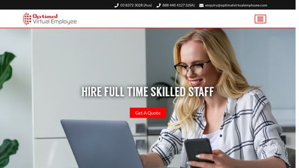Optimal Virtual Employee