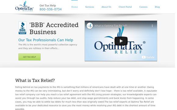 Optima Tax Relief