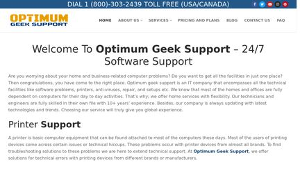 OptimumGeekSupport