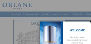 Orlane Paris Skincare