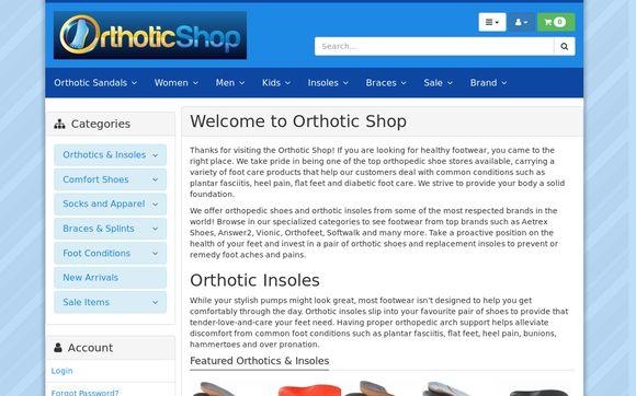 OrthoticShop