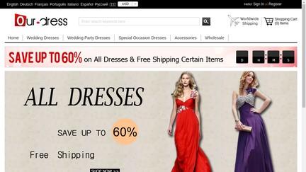 our dress.com
