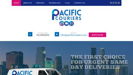 PacificCouriers