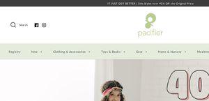 Pacifier Online