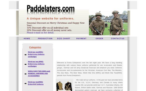 Paddelaters