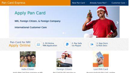 Pan card express