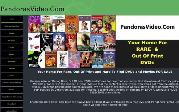PandorasVideo.com