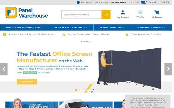 Panelwarehouse.com