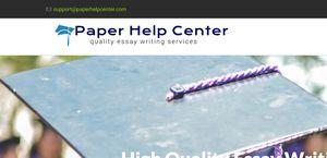 Paper Help Center