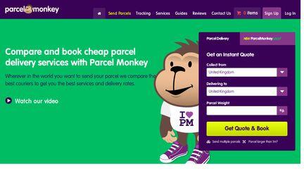 ParcelMonkey.co.uk