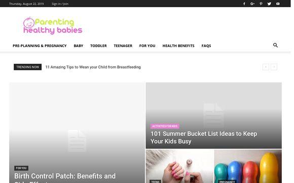 Parentinghealthybabies
