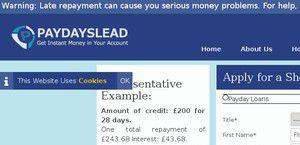 Paydayslead.co.uk