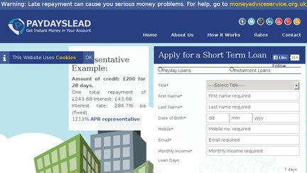 Paydayslead.co.uk