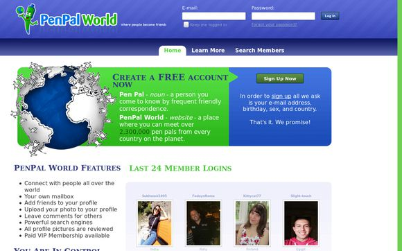 PenPalWorld