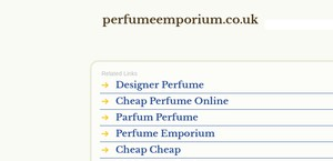 Perfumeemporium.co.uk