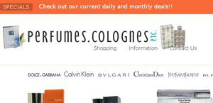 Perfumes.Colognes