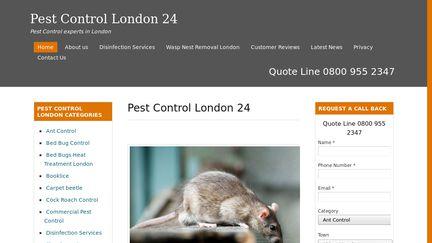 PestControlLondon24.co.uk