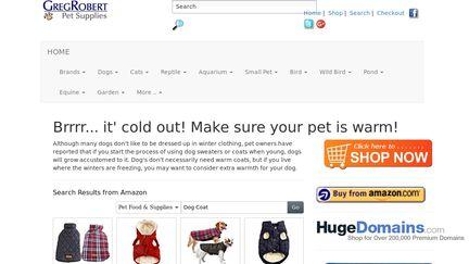 GregRobert Pet Supplies