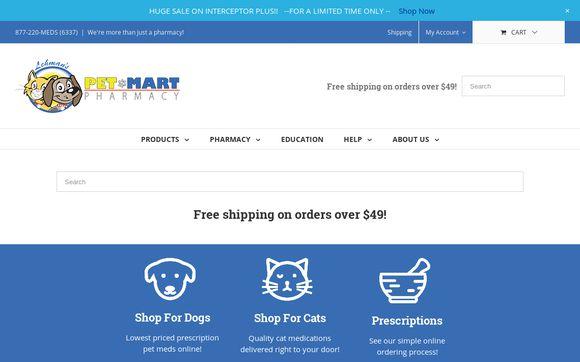 PetMart Pharmacy