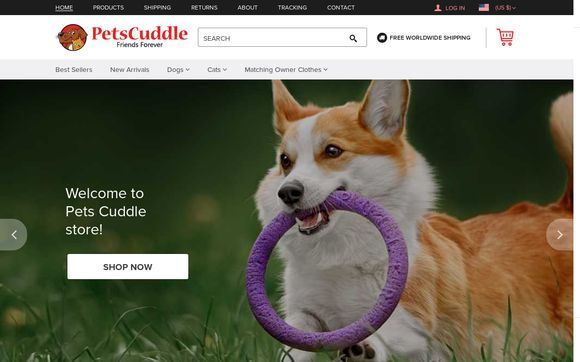 PetsCuddle