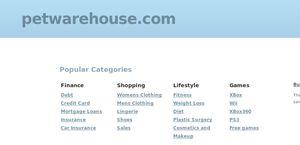 Petwarehouse.com