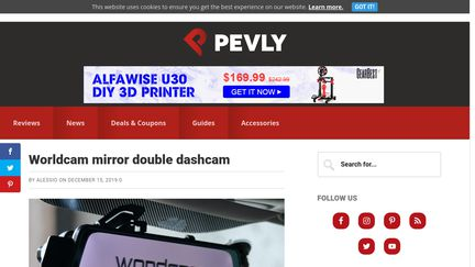 Pevly: Budget Action Cameras