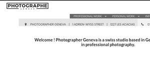 Photographe-geneve.com