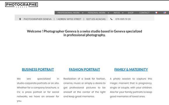 Photographe Geneva