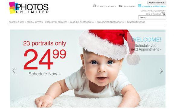 Walmart Portrait Studios