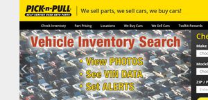 Pick N Pull Reviews 18 Reviews Of Picknpull Com Sitejabber