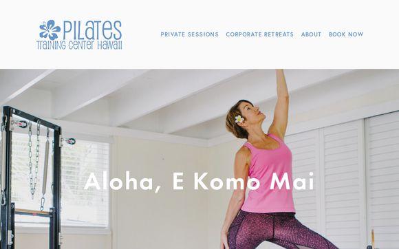 Pilates Training Center Hawaii
