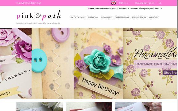 Pink and Posh