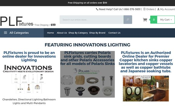 Plumbingandlightingfixtures