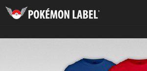 Pokémon Label
