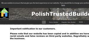 Polishtrustedbuilders.co.uk