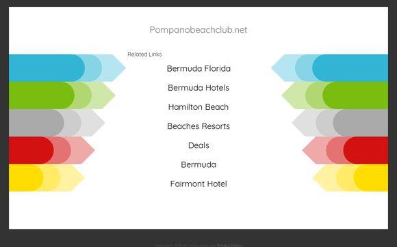 Pompanobeachclub.net