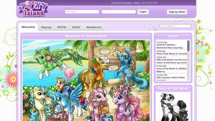 PonyIsland.net